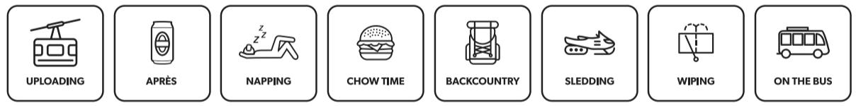 Gogglesoc kan bruges til mange ting - beskyttelsescover til skibriller